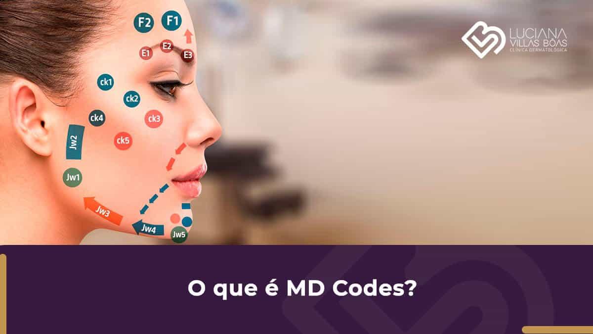 MD Codes - Dra Luciana Villas Boas