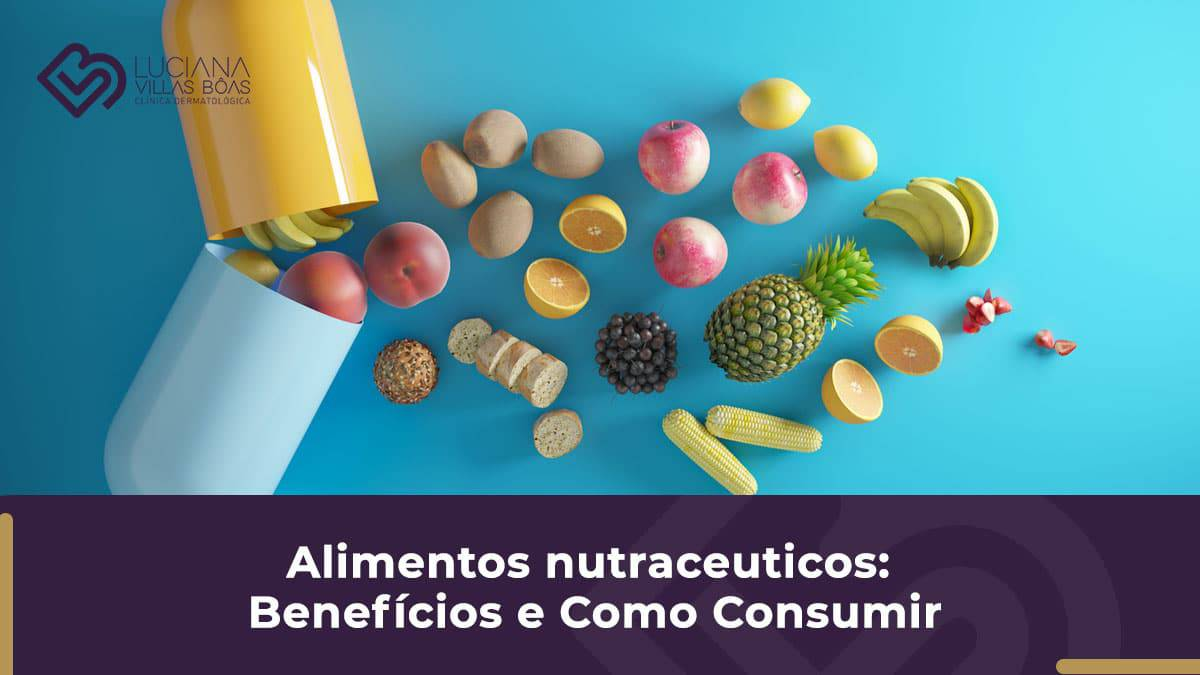 alimentos nutracêuticos