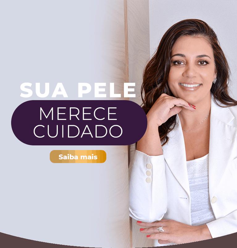 Dra Luciana Villas Bôas é médica dermatologista especialista em tratamentos estéticos dermatológicos.