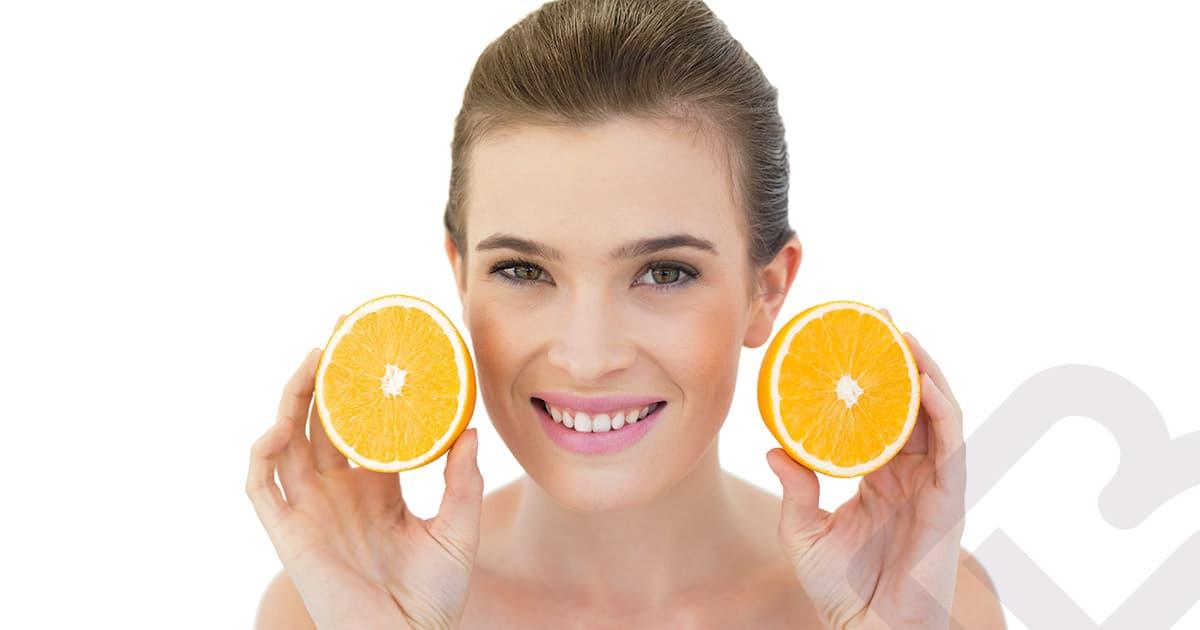6- Não obter vitamina C suficiente